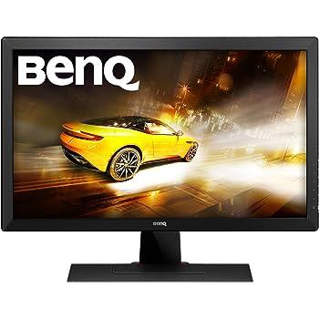 """BenQ RL2455HM - Monitor de 24"""" (1920 x 1080 con tecnología TN), negro"""