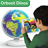 Shifu Orboot World of Dinosaurs (App Based): Interactive, Educational, AR Globe for Boys & Girls - Stem Toy Gift for Kids Ages 4 - 10 Years