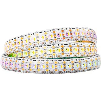 btf lighting rgbw rgbnw natural white sk6812 similar ws2812b 3 3ft 1m 144leds pixels m individually addressable flexible 4 color in 1 led dream color led