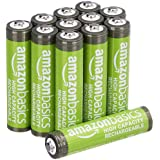 Amazon Basics AAA-Batterijen, 850 mAh