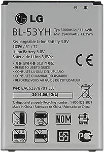 New Original Lg G3 Rechargeable Li Ion Battery 3 8 V Elektronik