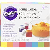 Wilton Icing Colors .5oz 8/Pkg