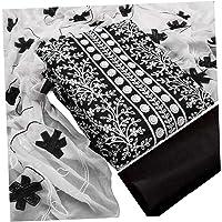 ARTHAM Women's Cotton Unstitched Salwar Suit Matirial