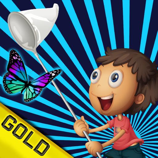 cacciatori farfalla capretto: la grande avventura giardino - gold edition