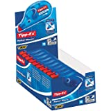 Tipp-Ex Pocket Mouse Cinta Correctora 10 m x 4,2 mm, Caja de 10 unidades Color Blanco – material escolar, material oficina