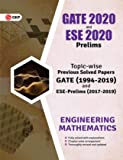 Engineering Mathematics Solved Papers - for GATE 2020 & ESE Prelim 2020