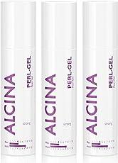 3er Perl Gel Strong Pearl Gel Styling Alcina 100 ml