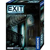 Kosmos 694036 - EXIT - The Game, The Scary Villa, Level: Advanced, Escape Room Game, 1 - 4 Players Aged 12 And Over, One-Time