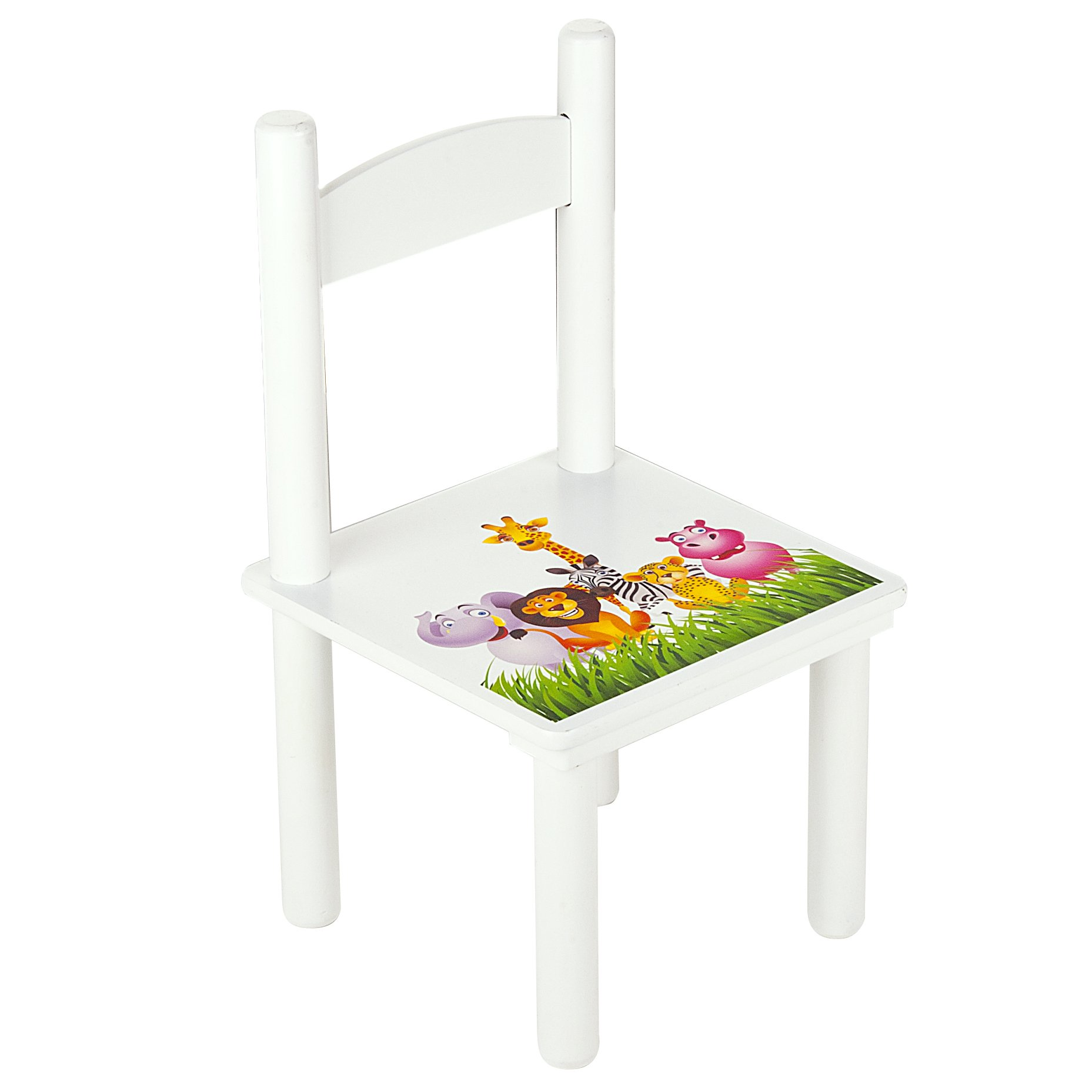 Tavolino Sedie Set Cameretta Per Bambini Tavolo e 2 Sedie ...