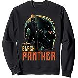 Marvel Infinity War Black Panther Profile Sweatshirt