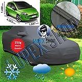 RMG R07V005 Telo copriauto idroreppellente in poliestere anti strappo resistente al sole pioggia neve sporcizia vento per V8 Vantage Coupe copri auto resistente misura 480 x 195 x 120 cm
