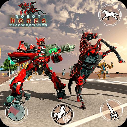 Robot Horse Transformation (Transformers-spiele Kostenlos)