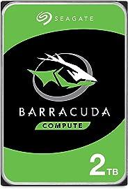 Seagate BarraCuda 2TB Internal Sata 6Gb/s 256MB 3.5