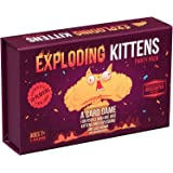 Exploding Kittens EKG-PP-1 Party Pack Kartenspiel - Family-Friendly Party Games - Card Games for Adults, Teens & Kids - (Engl