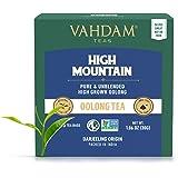 Himalayan Oolong Tea (30 Bolsitas de té) - 100% de té de desintoxicación natural, té de Oolong Hojas de té de pirámide de hoj