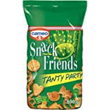 CRACKER CAMEO SNACK FRIENDS TANTY PARTY 600 GR SALATINI PARTY COCKTAIL APERITIVO