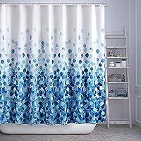 stampa Dolphin durevole con Bath Curtain Jcevium 180 x 180 cm Tenda da doccia da bagno impermeabile