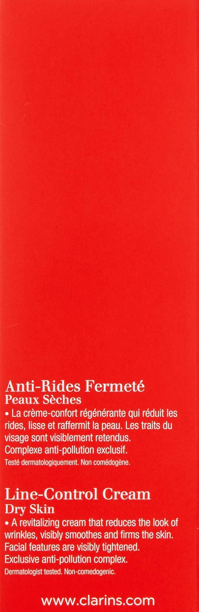 Clarins Men Crème Fermeté Anti-Rides 50 Ml 1 Unidad 50 ml