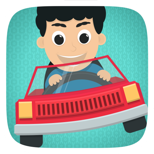 Kids Toy Car - Driving Simulator Game for Kids with car wash and car mechanics Simple and Fun Free App set for Preschool and Kindergarten children