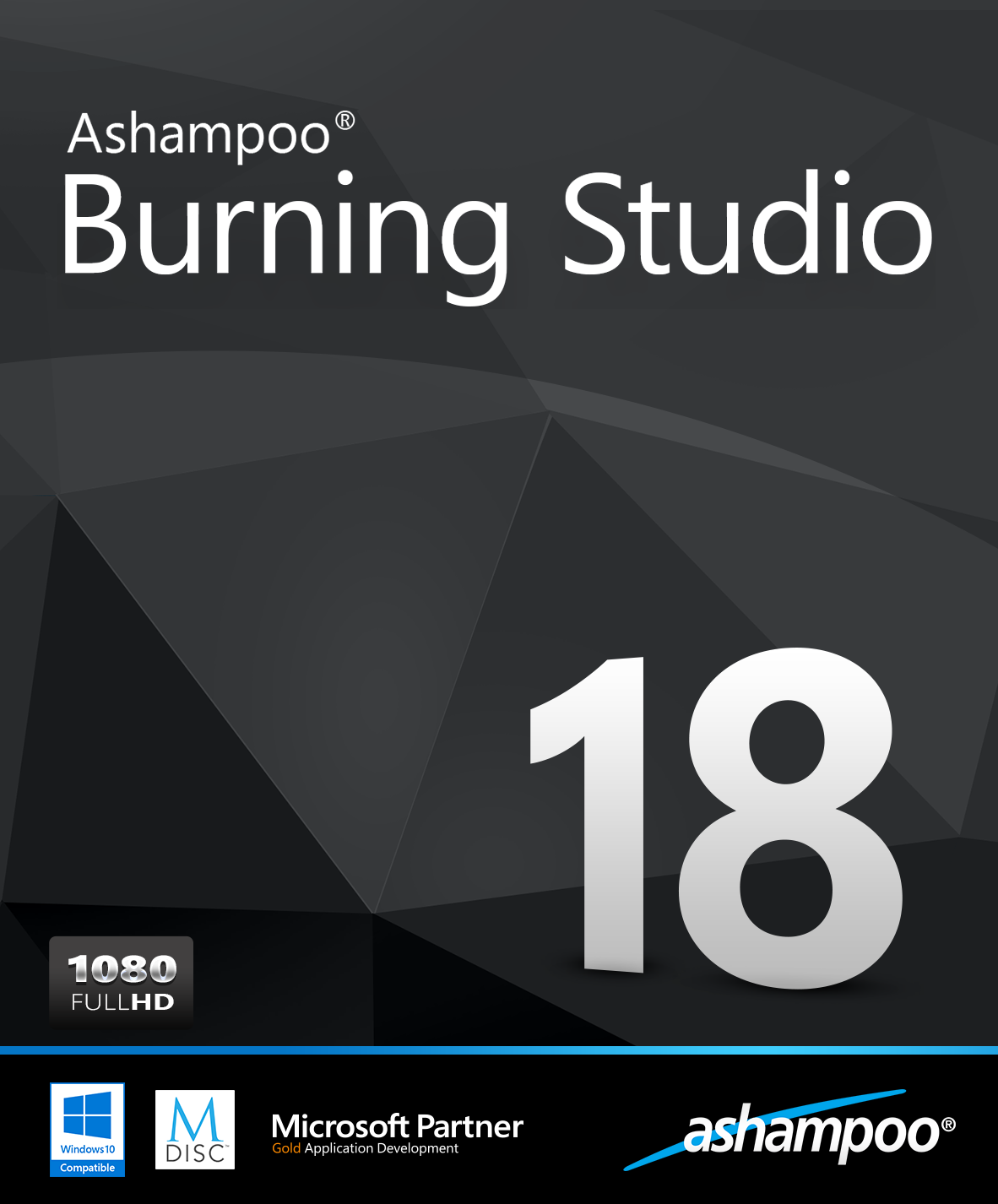 Ashampoo Burning Studio 18 [Download] (Dvd-cd Burning Software)