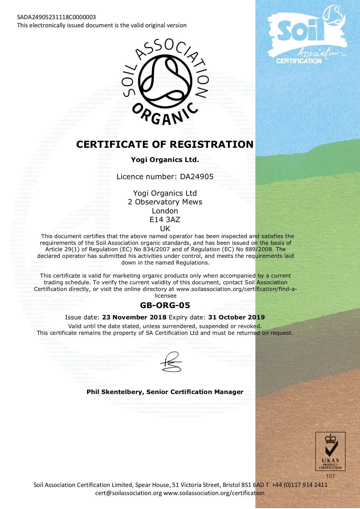Organic AMLA Powder - Indian Gooseberry - Soil Association Certified 3