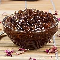 FARMORY Natural Home Made Organic Gulkand (Rose Petal Jam) Gulkand Organic (400GM)