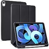 Funda Migeec para iPad Air 4 generación 10.9 (2020) con función de Reposo - Negro