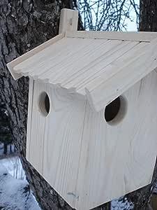 Eichhörnchen-Haus (Ei-Haus) -XXXL-Eichhörnchenhaus