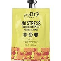 PUROBIO Maschera per Capelli No Stress - 40 ml