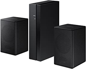 Samsung SWA-8500S/EN Wireless Rear Lautsprecher Kit schwarz