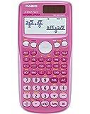 Casio FX85GT Calculatrice scientifique Rose (Import Royaume Uni)