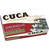 Sardinillas en aceite de oliva cuca rr - 90 est. af 90 gr