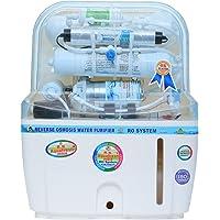 Aquafresh Apple J12 12 LTR RO+UV+TDS Controller+UF+Mineral Cottage+Sediment+Carbon Filter + Free Extra Bowl Set(Cover up…
