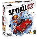 dV Giochi- Spyfall-Doppio Gioco-tra di Voi Si nasconde Una Spia Che Cerca di capire. Dove Si Trova-Edizione Italiana, Multico