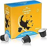 Consuelo - capsules de café compatibles Nespresso* - Décaféiné, 50 capsules