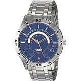 TIMEX Analog Blue Men Watch TW000U907