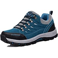 Womens Hiking Shoes Boots Mens Walking Trainers Breathable Non-Slip Lightweight Sneakers Trekking Shoes Unisex Outdoors…