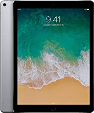 Apple iPad Pro 12.9-inch 2nd Generation, 512GB, Wi-Fi + Cellular 4G LTE, Space Gray