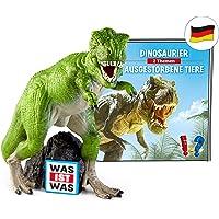 tonies Hörfiguren für Toniebox - was IST was - Dinosaurier / Ausgestorbene Tiere - ca. 70 Min. - Ab 6 Jahre -DEUTSCH