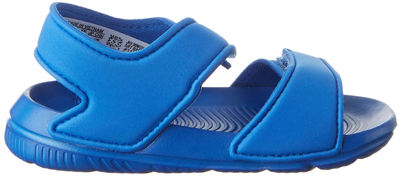 adidas Baby Jungen Altaswim Badeschuhe, Blau (Blue/Ftwr White/Ftwr White), 20 EU (4 UK) - 6