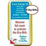 Dry-Brik II Desiccant Blocks 3-Pack