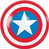 Rubie's-déguisement officiel - Marvel- Bouclier en mousse Captain América- Taille Unique- I-35640