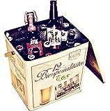 Kalea Spezialitäten Bier Box - 12 ausgewählte Bier Spezialitäten verpackt in einer hochwertigen Metallbox - inkl. Verkostungsanleitung