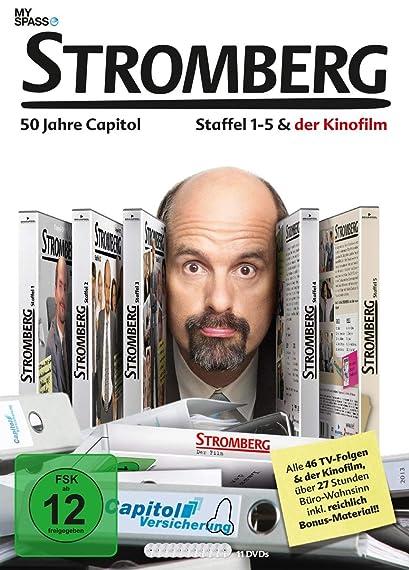 Stromberg - Alle Staffeln und der Film