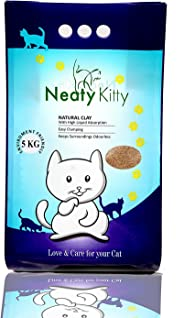 NeatyKitty Scented Clumping Cat Litter, 5 kg