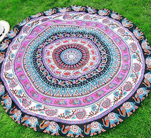sunroyalr-asciugamano-teli-da-mare-decorative-wall-hanging-letto-rotondo-foglio-arazzo-tovaglia-yoga