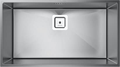 Carysil Quadro Q10 Single Bowl Sink 27x17x9