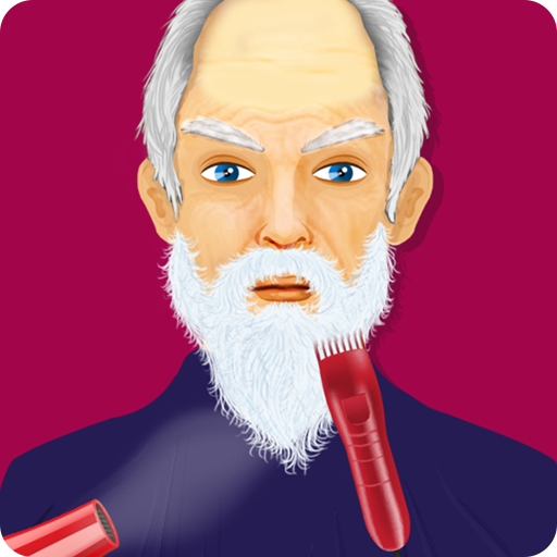 Beard Salon - Grandpa Makeover -