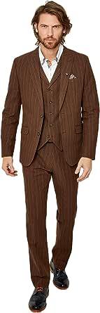 Joe Browns Mens Linen Blend Stripe Blazer