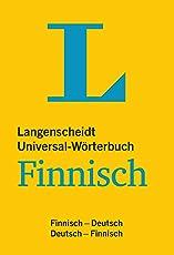 Langenscheidt Universal-Wörterbuch Finnisch